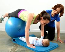 Mother Baby Exercise Classes
