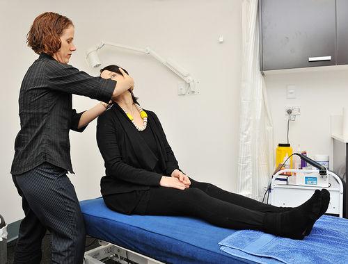 Vesibular Rehab